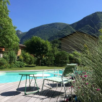 chambres d'hôtes avec piscine Tarascon sur Ariege