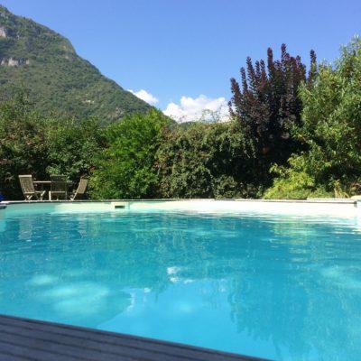 piscine avec vue
